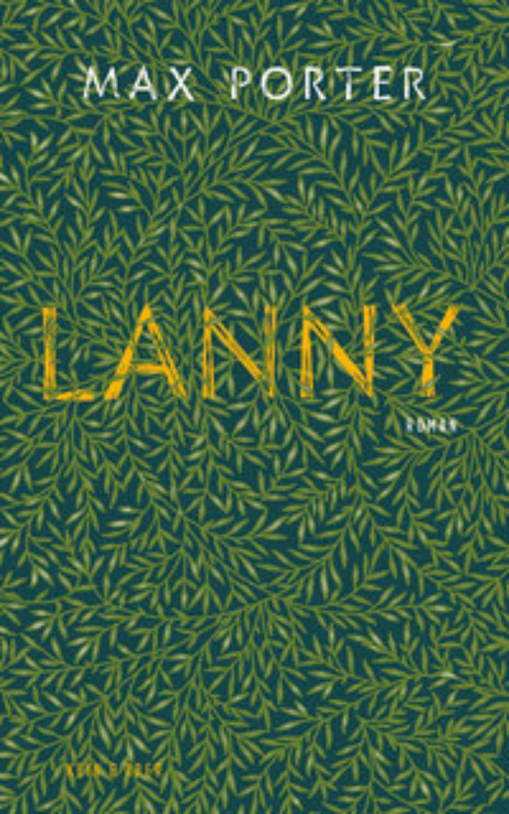 Cover des Romans Lanny von Max Porter