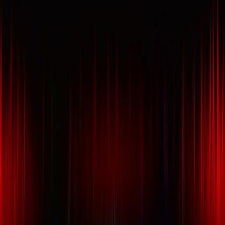 Roter Vorhang eines Kinosaals